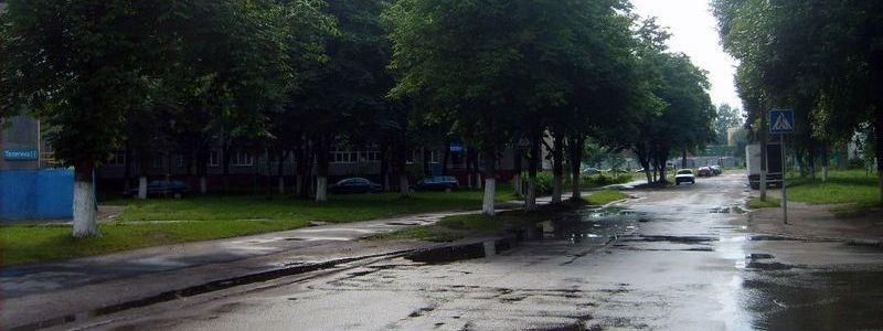Телегина, улица