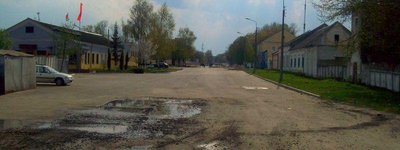 Троллейбусная, улица