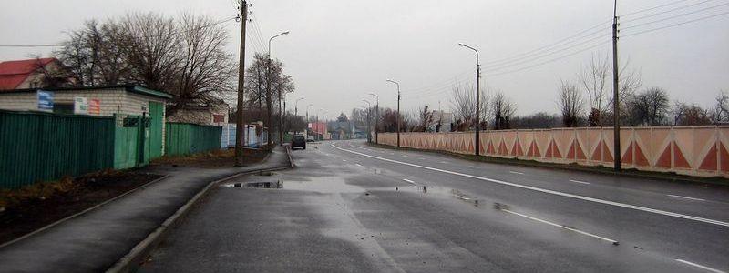 Украинская, улица