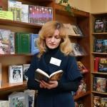 Светлана Богдан, заведущая филиалом №11 Гомельской центральной городской библиотеки