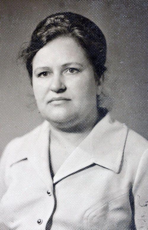 Любовь Дашковская, 1980-е.