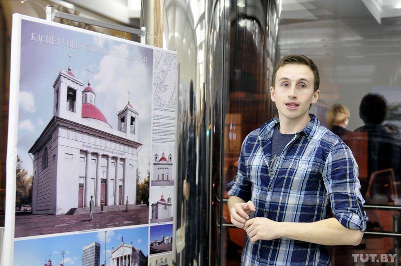 Роман Рощенко рассказал, как работал над 3D-проектом.