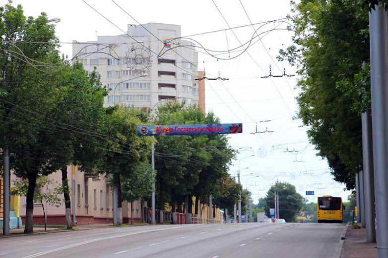 Проект реконструкции Интернациональной в целом создан для владельцев автотранспорта