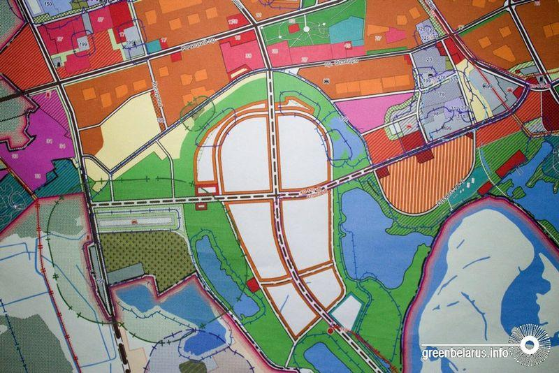 Массив «Южный» — перспективный район застройки в Советском районе.