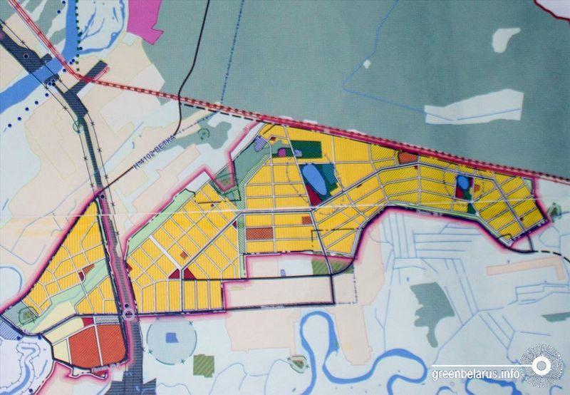 Для строительства домов усадебного типа основной площадкой останутся Романовичи.