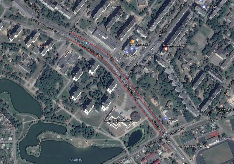 Капитальный ремонт проспекта Космонавтов сменился реконструкцией