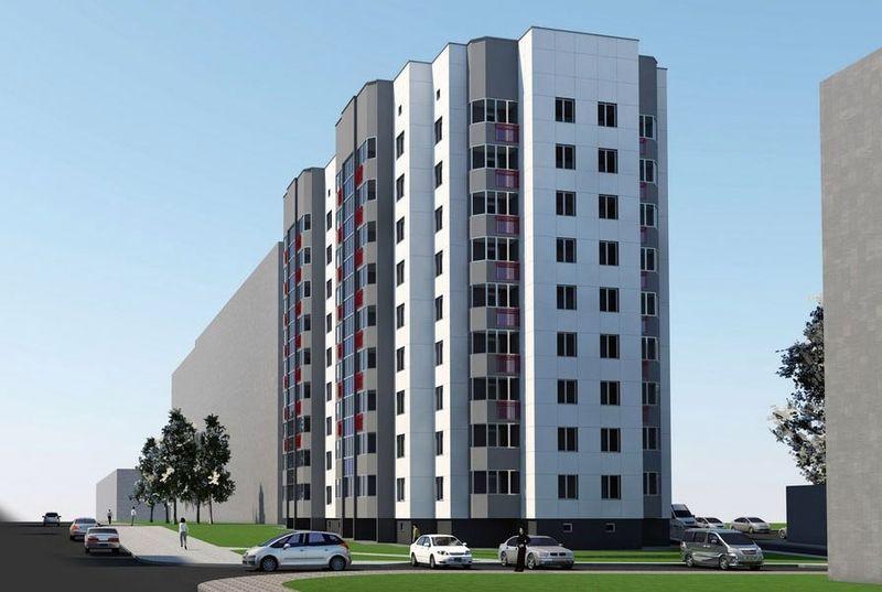 Так выглядит проект застройки многоэтажек на месте снесенного дома
