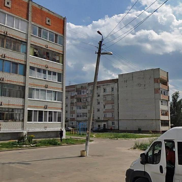 Брянск, улица Гомельская, 57. Фото: pano-maps-125