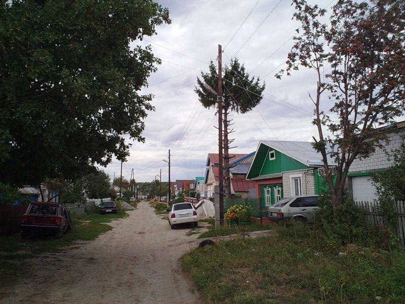 Улица Гомельская в Казани